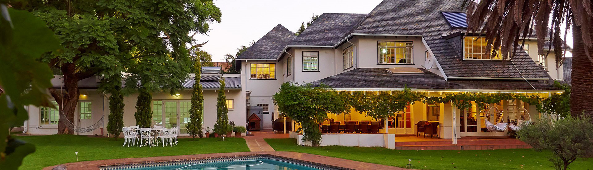 Tenstirling - Hotel and Bed and Breakfast - Johannesburg